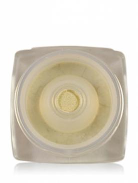 Тени рассыпчатые перламутровые бело-золотые PP04