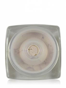 Тени рассыпчатые перламутровые бело-фиолетовые PP20