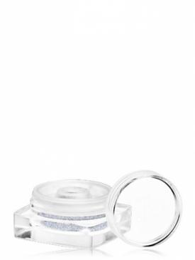 Пудра рассыпчатая мерцающая из слюды бело-голубой SL02